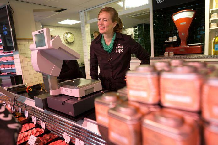 Als klein meisje droomde Carla van Eijk er al van om slager te worden.