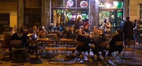 """La bulle sociale élargie et l'Horeca fermé plus tard? """"Les conditions sanitaires nous le permettent"""""""