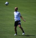Arjen Robben hield zijn conditie het afgelopen jaar op peil bij Bayern München.