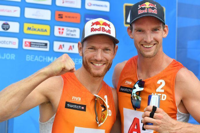 Alexander Brouwer en Robert Meeuwsen.