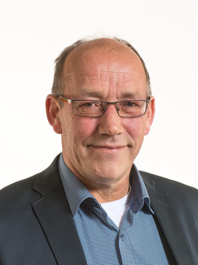 Wethouder Kees van Bokhoven.