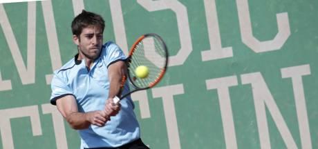Acht jaar schorsing voor sjoemelende Spaanse tennisser