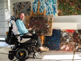 """Kunstenaar Pol Verswijver (71) blijft schilderen na hersenbloeding: """"Mijn laatste strohalm"""""""