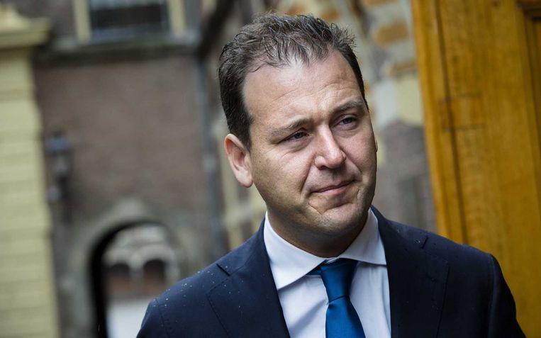 Lodewijk Asscher. Beeld anp