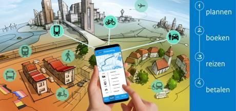 Eindhoven start met MaaS: alle manieren van vervoer in één overzicht