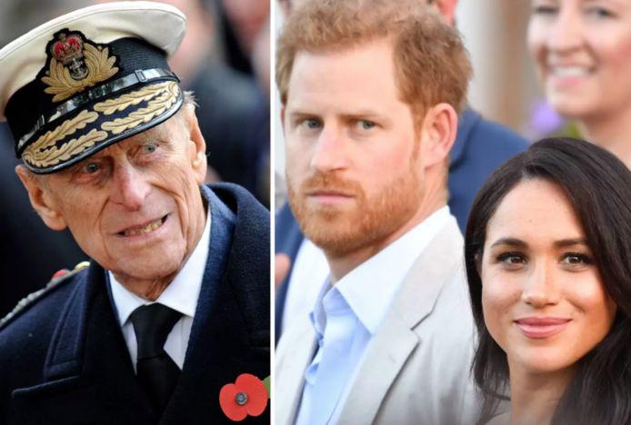 De Britten zijn boos op Harry en Meghan.