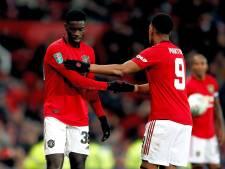 Manchester United dénonce des insultes racistes contre Tuanzebe et Martial