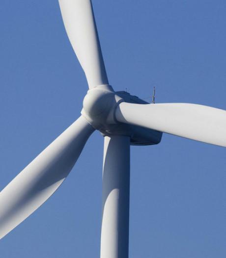 Noodklok geluid over windmolens