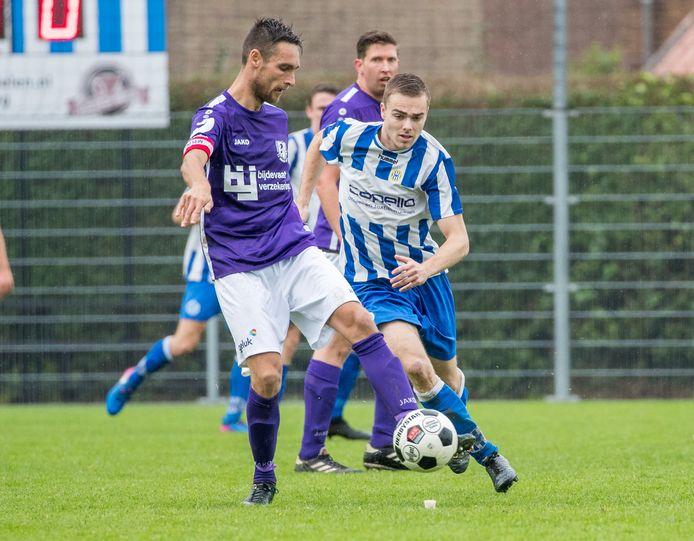 Bruse Boys-aanvoerder Johan Vroegindeweij maakt deze zomer de overstap naar Dosko.