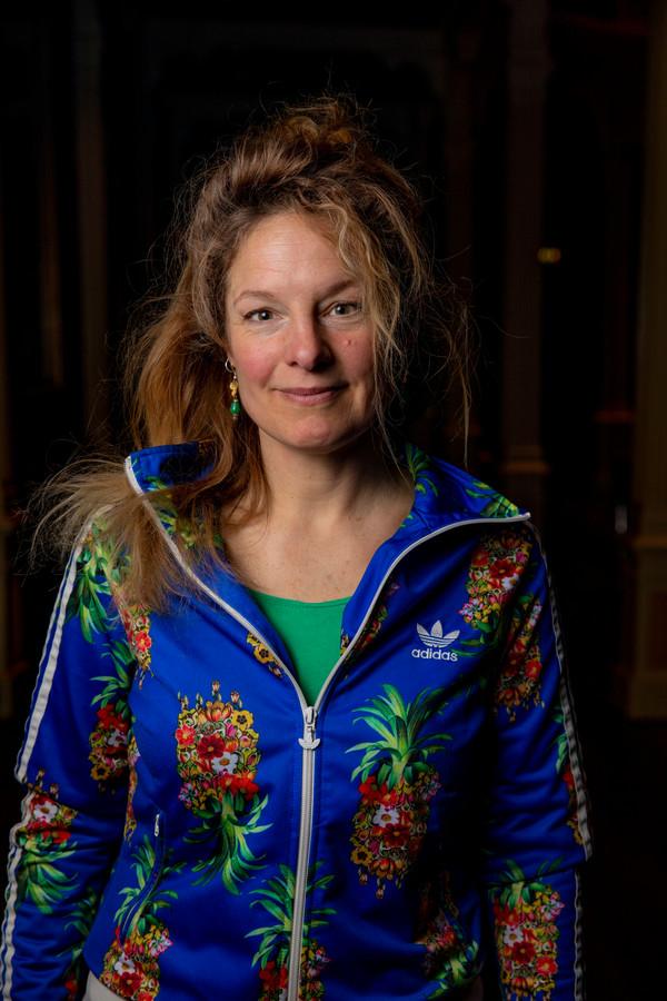 Irene Kriek, artistiek leider van Woest Oost.