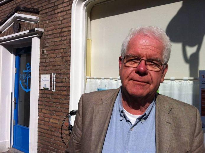 Frans Koeman nam afscheid als voorzitter van de Vincentiusvereniging in Den Bosch.