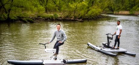 'Sexy' waterfietsen moeten Dordrecht veroveren: 'Er zijn hier veel verborgen parels om te ontdekken'