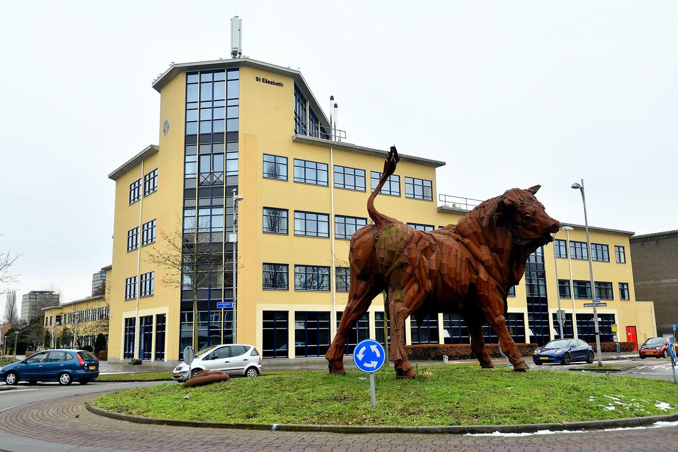 Het Sint Elisabeth Verpleeg- en Gasthuis in Amersfoort.