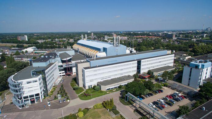 Fabriek van NXP in Nijmegen.
