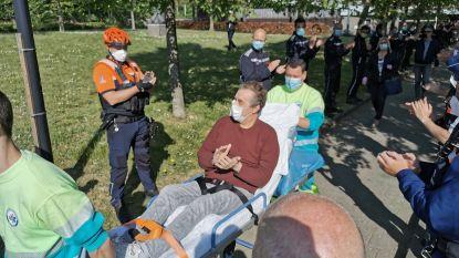 """""""Nog lange revalidatie voor de boeg maar blij dat ik het overleefd heb"""": Ambulancier lag drie weken in coma na coronabesmetting"""