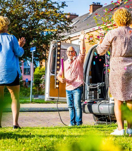 Zo kunnen geslaagden tóch een feestje vieren: van drive-thru tot dj voor de deur