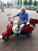 Ook de laatste jaren kwam Gijs nog bijna dagelijks een bezoek brengen aan het café. ,,Stilzitten kon hij niet.''