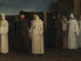 Kortrijks topwerk Begrafenis van een Trappist naar prestigieuze expo in Mechelen