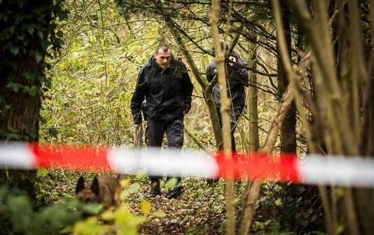 Het lichaam van de derde baby werd in december gevonden in park De Rekerhout in Alkmaar.