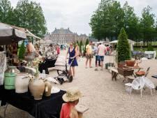 Feest der herkenning in tuinen van Paleis Het Loo: 'Ik kreeg zelfs een knuffel van een klant'