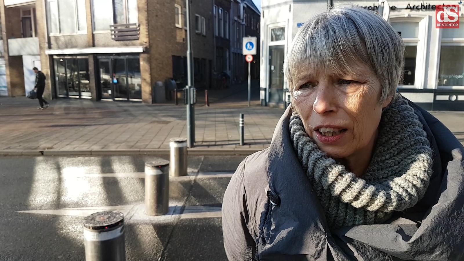 Angelique Geijer strijd tegen Pollers.
