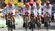 """Mindere Tour van team Philipsen zou liggen aan nieuw sportdrankje: """"Totaal gebrek aan management"""""""