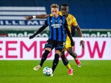 Lang weer belangrijk voor Vormer-loos Club Brugge