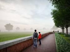 Weinig verzet Meanderende Maas: 26 kilometer dijk, maar 200 meter discussie