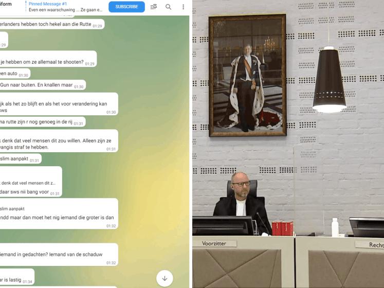 Bedreiger Rutte heeft spijt: 'Zit met mezelf in de knoop'
