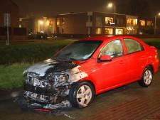 Autobrand in Zaltbommel