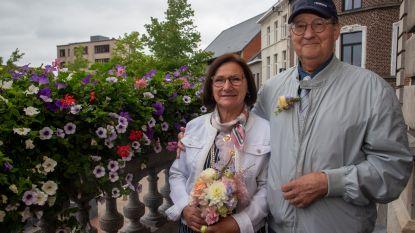 Gouden bruiloft Rudy en Christine uitgesteld gevierd