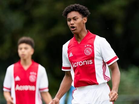 Ajax-talent Noah Gesser (16) en zijn broer omgekomen bij verkeersongeluk: 'We zijn diep geraakt'