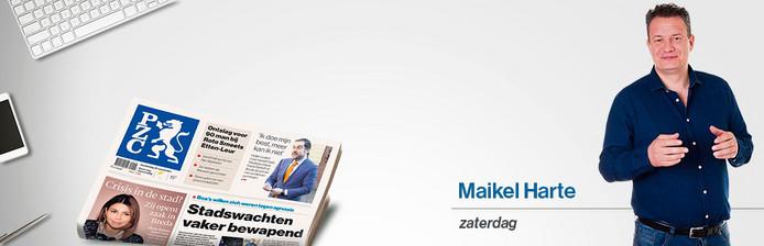 Columnist Maikel Harte