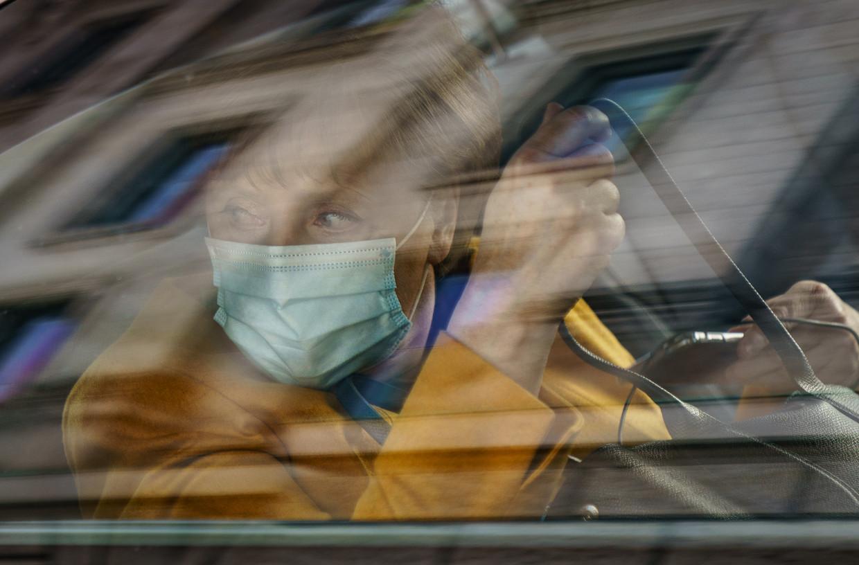 De pandemie is ook voor de regering-Merkel een van de belangrijkste dossiers.