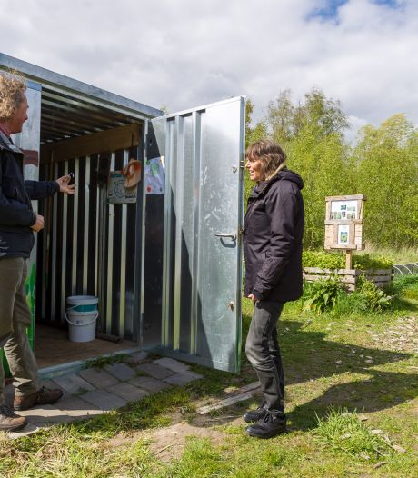 Diefstal gereedschap neemt plezier in duurzaam tuinieren niet weg