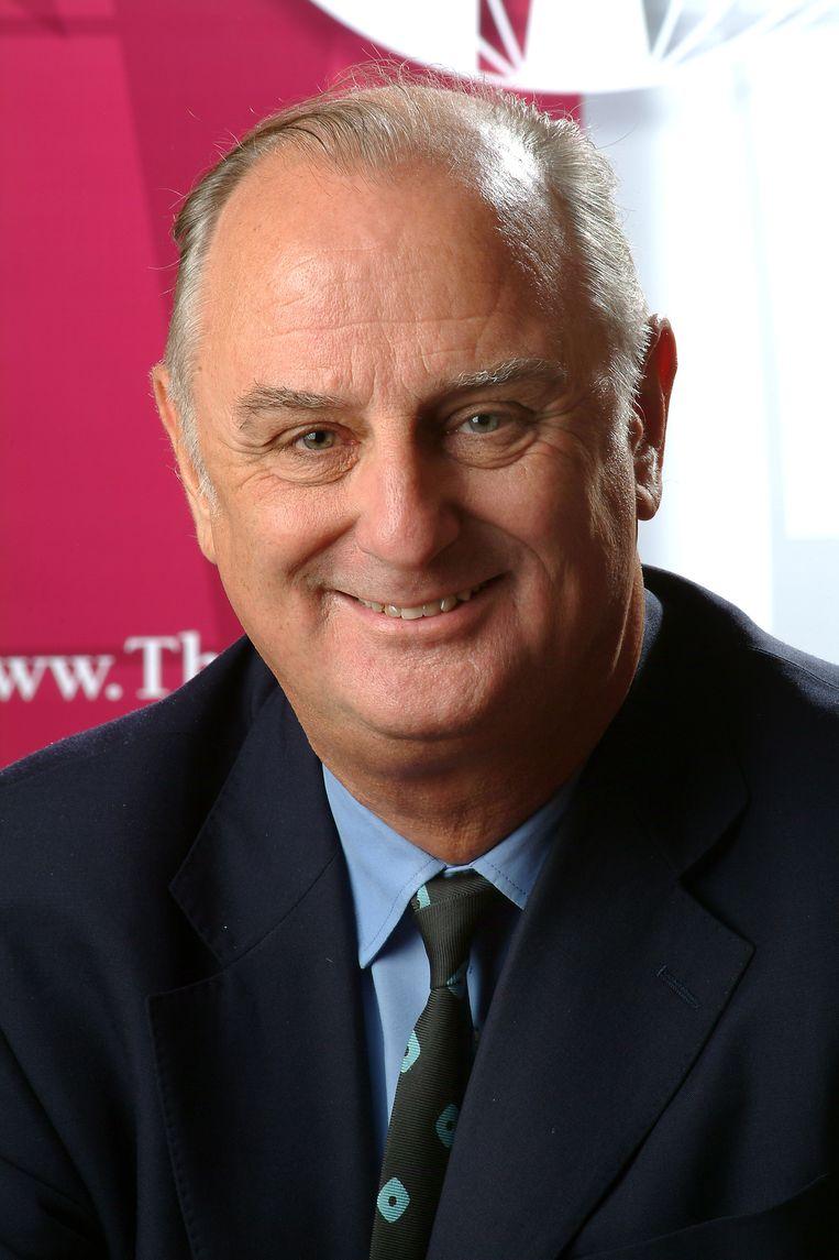 John Palmer. Beeld rv