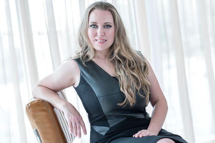 Marike van der Velden.