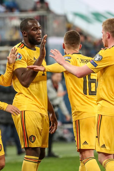 Sans surprise, les Diables Rouges vont rester au sommet du classement FIFA