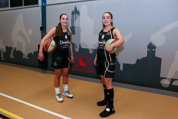 Het kan de Bredase basketbalzusjes Lisa (22) en Anna (20) van Dalsum niet deren. Zij voelen zich bevoorrecht dat ze in de eredivisie mogen basketballen.