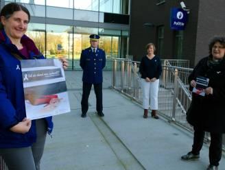 """Politie steunt Wittelintjes-actie om geweld tegen vrouwen te stoppen: """"Problematiek geëscaleerd tijdens lockdown"""""""