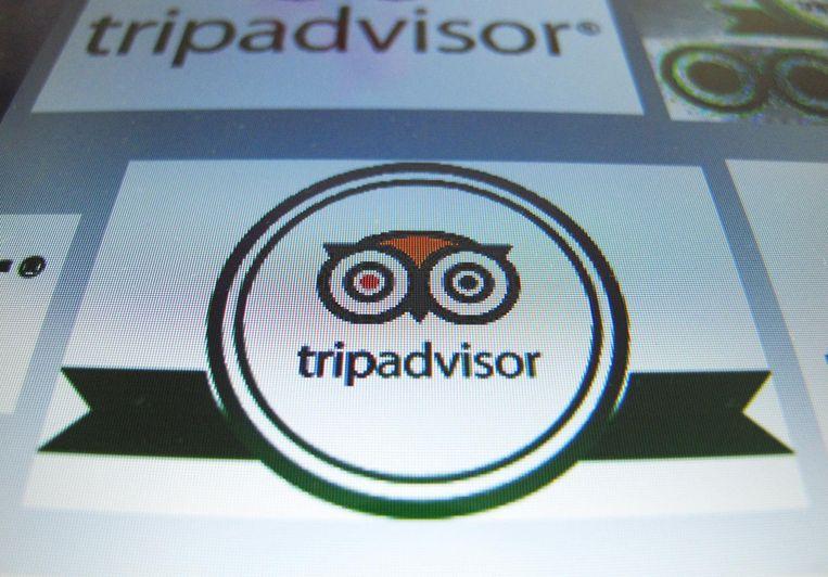 De klacht is onder meer ondertekend door Expedia en TripAdvisor. Zij vragen Brussel om onderzoek te doen naar Google. Beeld reuters