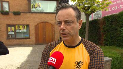 """Bart De Wever heeft spijt van uitspraken: """"Prulpartij, dat zeg je niet"""""""