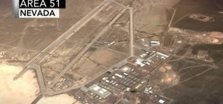 L'armée américaine met en garde quiconque voudra entrer dans la Zone 51