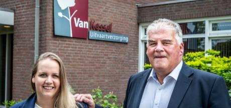 Uitvaartbedrijf Van Kessel waagt na 67 jaar sprong buiten de deur én zonder een lotje te trekken