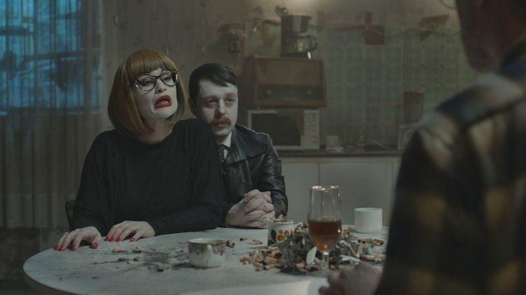 Tine Van den Wyngaert speelt de rol van Amy. Beeld BIFFF