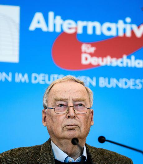 Duitse geheime dienst mag AfD voorlopig niet als 'verdacht' behandelen