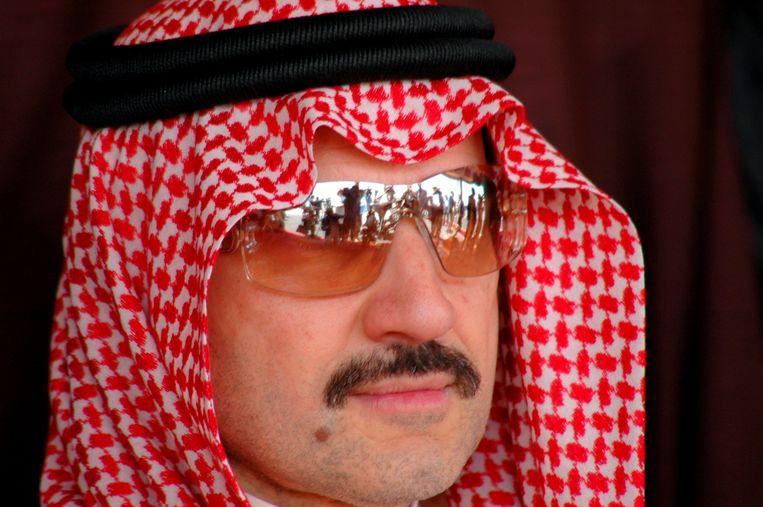 Prins Al-Waleed. Beeld EPA