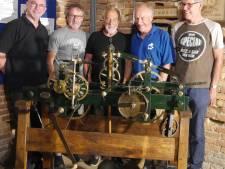 Torenuurwerk in Steensel weer in ere hersteld