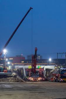 Veenendaalse autotunnel Voorpoort open op 13 april