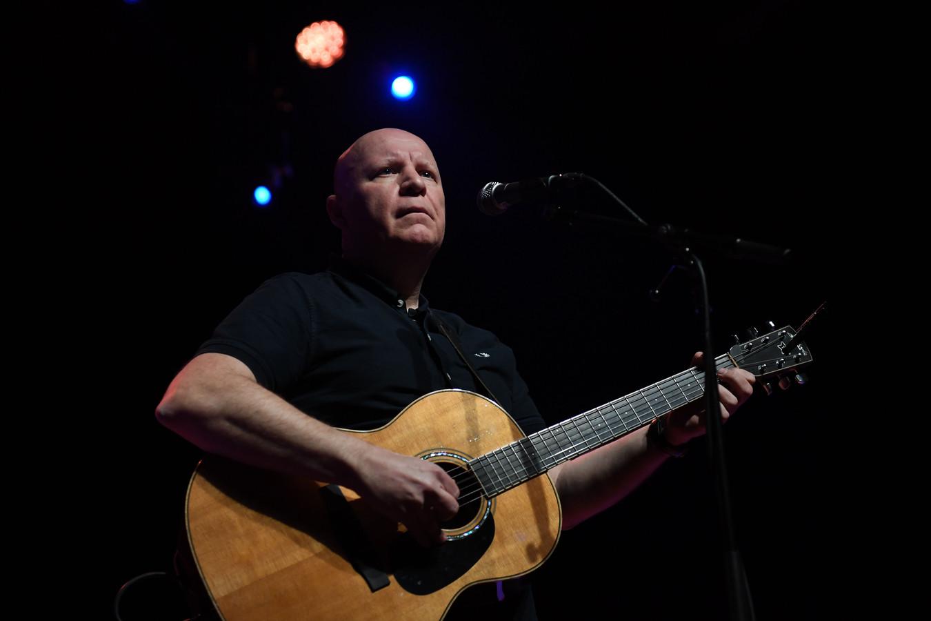 Onder andere Frank Vander Linden treedt op tijdens de Parkconcerten.